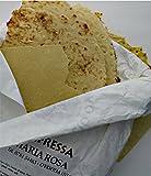 2 x 1.8 kg - Pane carasau di Ovodda da Urru Maria Rosa. Prova il vero gusto del pane carasau, con macinatura domestica del grano duro, selezione delle granaglie e lavorazione artigianale. La ricetta è