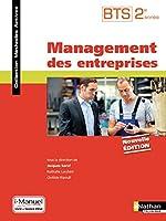 Management des entreprises - BTS 2ème année de Nathalie Lucchini