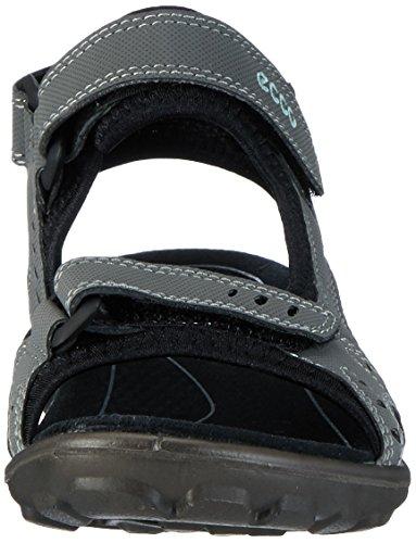 Ecco All Terrain Lite, Chaussures Multisport Outdoor Femme Grau (244TITANIUM)