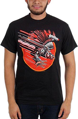 Judas Priest - Hombres de Screaming for Vengeance camiseta en Negro, X-Large, Black