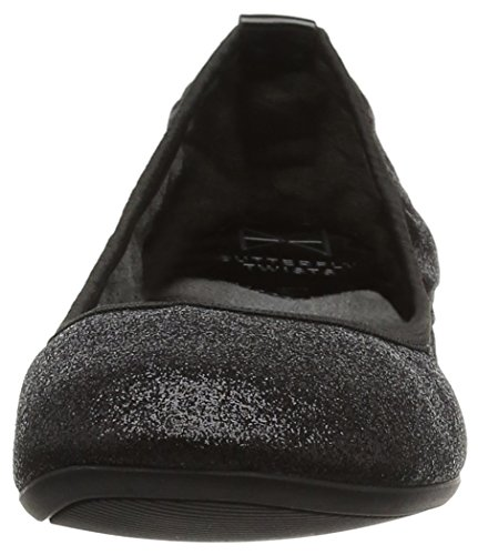 Butterfly Twists Samantha, Ballerines femme Noir (noir)