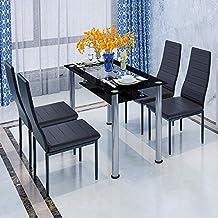 mesas para cocina modernas - Amazon.es