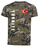 aprom Türkei T-Shirt Camouflage Trikot Look Army Sp/A