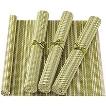 Suchergebnis Auf Amazon De Fur Bambus Tischlaufer