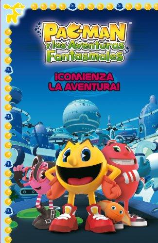 ¡Comienza la aventura! (Pac-Man. Primeras lecturas) por Autores Varios
