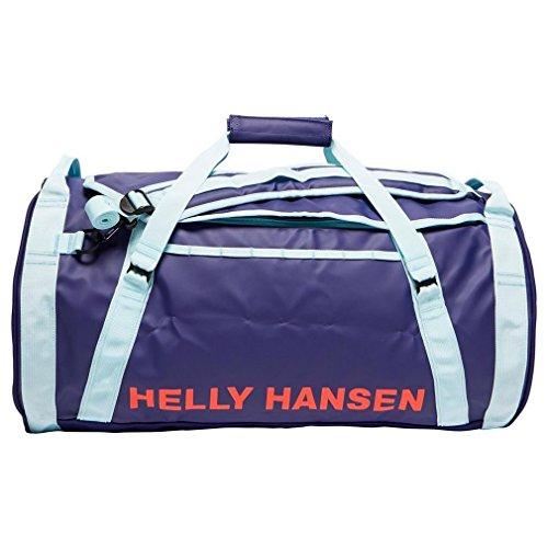 Helly Hansen Duffel Bag 2 Bolsa de Deporte, 90 cm, Morado