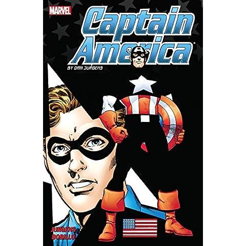 Captain America by Dan Jurgens Vol. 3 (Captain America (1998-2002)) - 2001 Van
