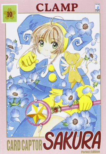 Card Captor Sakura. Perfect edition: 10