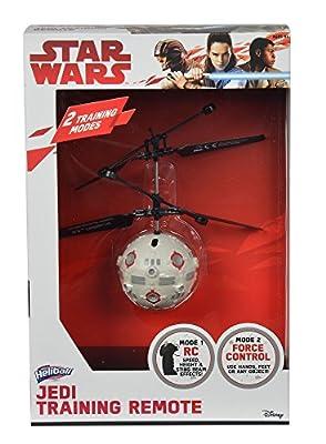 Dickie Toys 209453001 - Star Wars Heliball, mit patentierter Sensoren-Technologie für Gestensteuerung von Dickie