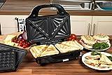 from Salter Salter EK2143 Deep Fill 3 in 1 Snack Maker Model EK2143
