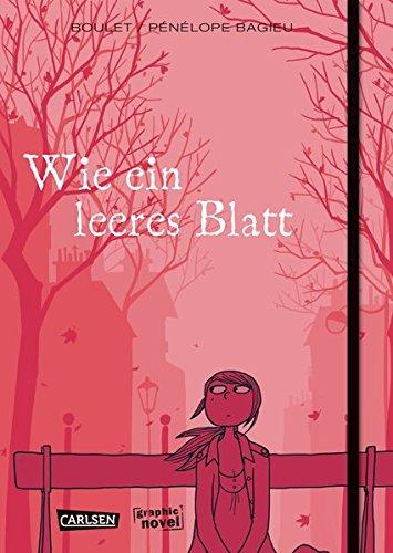 Buchseite und Rezensionen zu 'Wie ein leeres Blatt' von Pénélope Bagieu