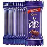 #5: Cadbury Dairy Milk Chocolate Bar 12g (Pack of 50)