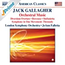 Gallagher: Orchestral Music