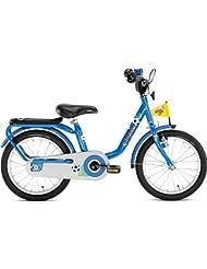 Puky Z 6 Kinder Fahrrad blau