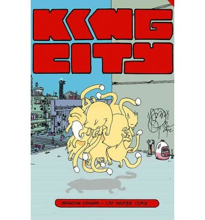 [(King City)] [Author: Brandon Graham] published on (March, 2012)