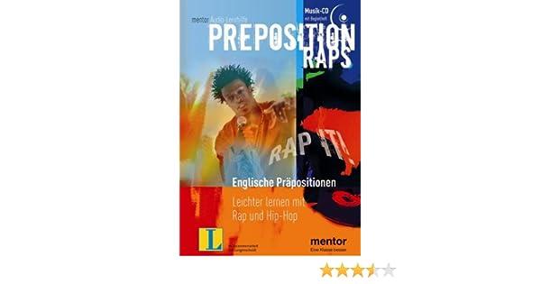 Preposition Raps. Englische Präpositionen Audio CD mit