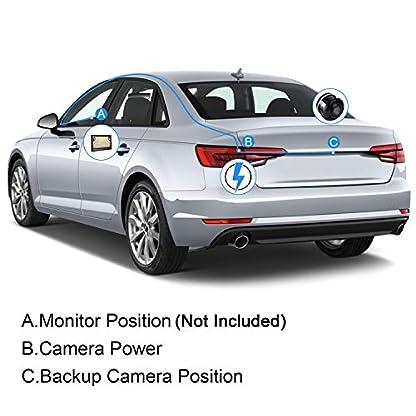CICMOD-Mini-Rckfahrkamera-Auto-HD-Universal-Rckansicht-Kamera-360-Drehbarer-Einparkhilfe-Nachtsicht-Wasserdicht-Weitwinkel