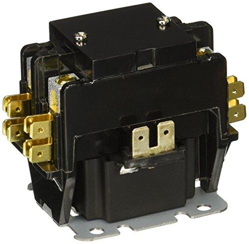 Emerson 90-244Zwei Pole leistungsschütze für Heizung und Klimaanlage Geräte mit 30-amp und 24V Coil -