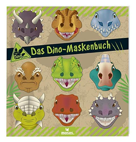 Das Dino Maskenbuch