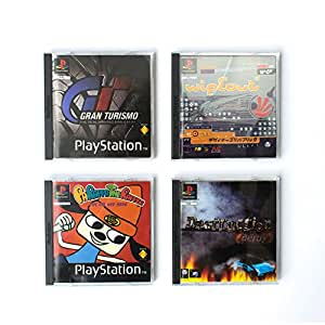 Official Sony PlayStation games coasters - Volume 1 (4 pack)