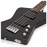 Guitare Basse Harlem Z par Gear4music noir