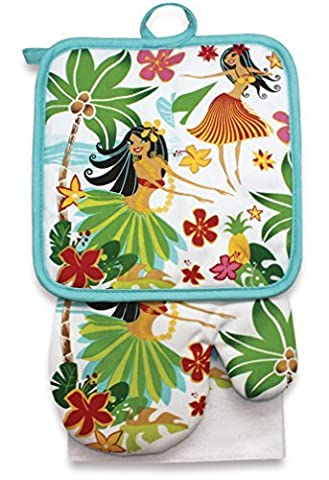 Kitchen Set: Island Hula Honeys by Welcome to the Islands