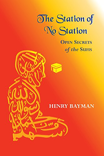 The Station Of No Station: Resolving Ourselves in the Light of Islamic Sufism