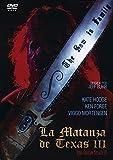 La Matanza de Texas III  1990 Leatherface: Texas Chainsaw Massacre III [DVD]