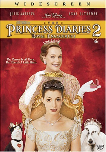 The Princess Diaries 2 - Royal Engagement (Widescreen Edition) by Anne Hathaway (Princess Diaries Film)