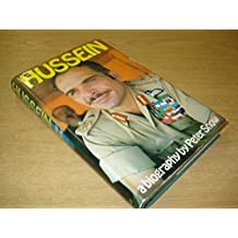 Hussein: A Biography by Peter Snow (1972-09-28)