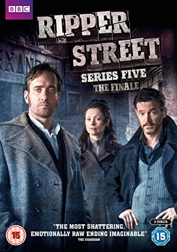 Ripper Street - Series 5 (2 DVDs)