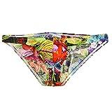 """Mens lingerie sexy pantaloncini mutande slip,Yanhoo®Uomo intimo boxer mutande pantaloncini rigonfiamento buste morbide (L(Vita: 75-85cm/29,5-33,5""""), Multicolore)"""