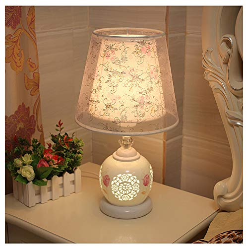 CONGMING-table lamp Lámpara de Mesa Lámpara de Escritorio - Estilo Europeo Habitación...