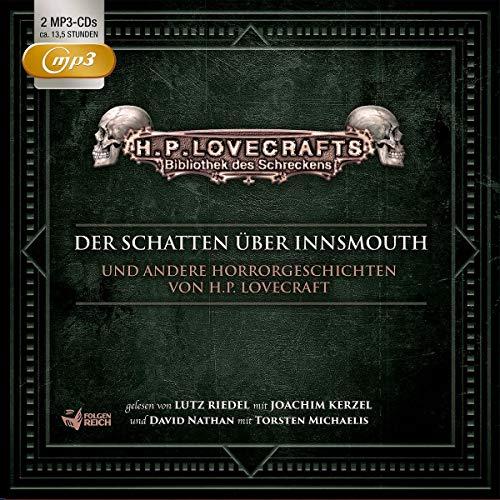Der Schatten Über Innsmouth und andere Horrorgeschichten - Box 2