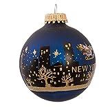 Best KURT ADLER Christmas Trees - Kurt Adler New York Santa Skyline Painted Ball Review