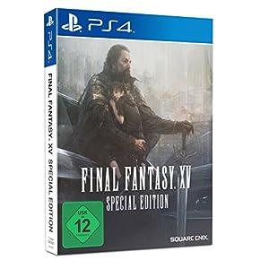 Final Fantasy XV Steelbook Edition - PlayStation 4 [Importación alemana] 12