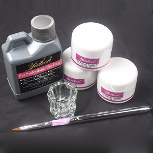 ularma-pro-simply-nail-art-kits-acrylic-liquid-powder-pen-dappen-dish-tools-set