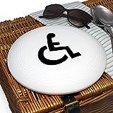 Wheelchair Symbol Flying Disc (FD00014846)