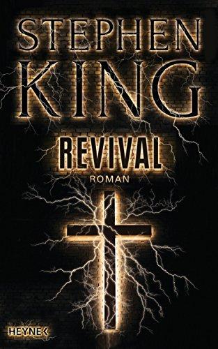 Buchseite und Rezensionen zu 'Revival' von Stephen King