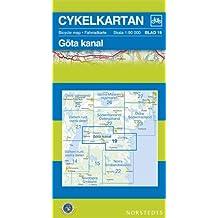 Gota Channel Cycling Map: SE.CYK.19