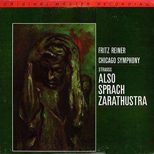 Fritz Reiner / The Chicago Symphony Orchestra / Richard Strauss , - Also Sprach Zarathustra - Mobile Fidelity Sound Lab - MFSL 1-522 -