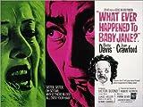 Posterlounge Alu Dibond 130 x 100 cm: was geschah Wirklich mit Baby Jane? von Everett Collection