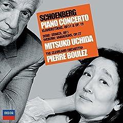 Schoenberg: Concerto For Piano And Orchestra, Op.42 - Giocoso (moderato)