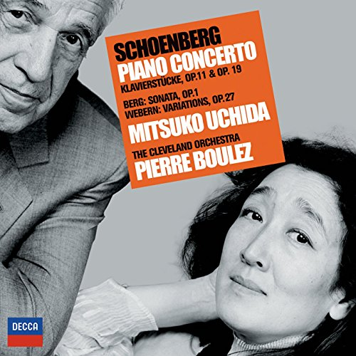 Schoenberg: Sechs kleine Klavierstücke, Op.19 - No.6 - Sehr langsam