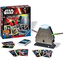Star Wars - Duelo de espadas laser, juego de mesa (Ravensburger 21260)