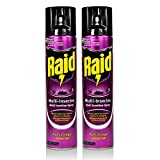 2x Raid Multi Insekten-Spray