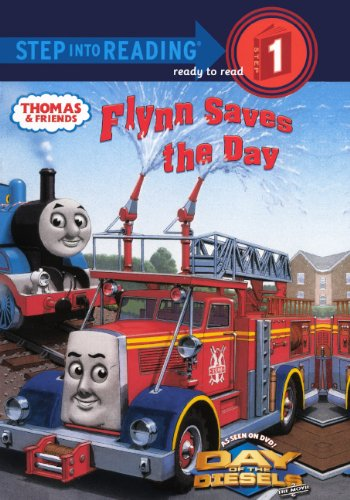 Flynn Saves the Day (Thomas & Friends: Step into Reading: Step 1)