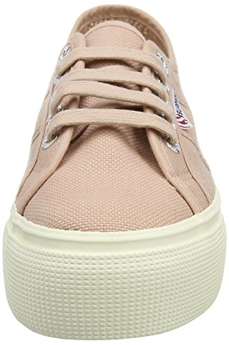 Superga 2790 Acotw Linea Up and Down, Sneaker Donna Pink (Rose Mahogany)