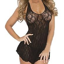 Amazon.es  lenceria sexy mujer - Sannysis a4f6e7eced95