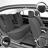 DBS 1011723 Housse de siège Auto / Voiture - Sur Mesure - Finition Haut de Gamme -...